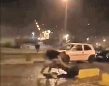 Momento do ataque foi filmado