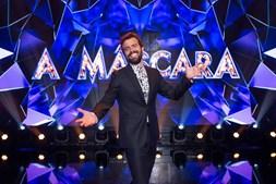 'A Máscara' regressa à SIC dia 1. Com João Manzarra