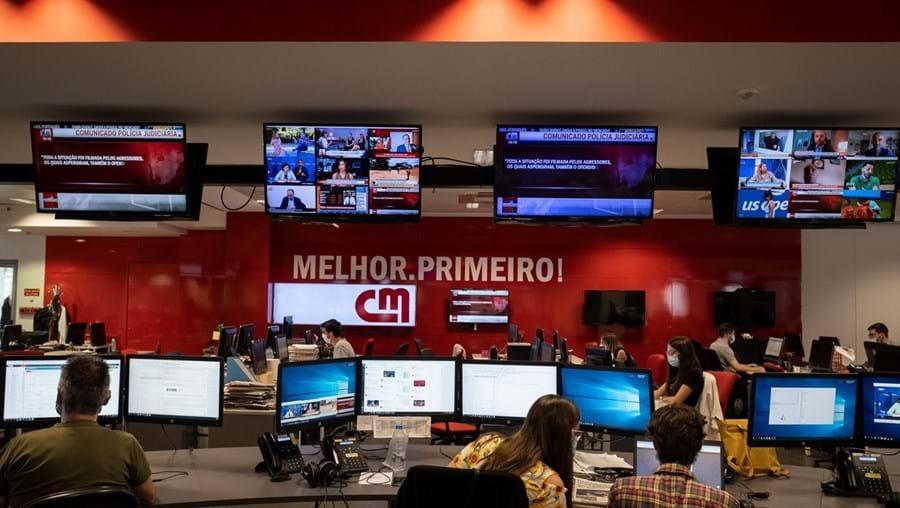 CMTV lidera o consumo de informação na televisão por cabo desde janeiro de 2017