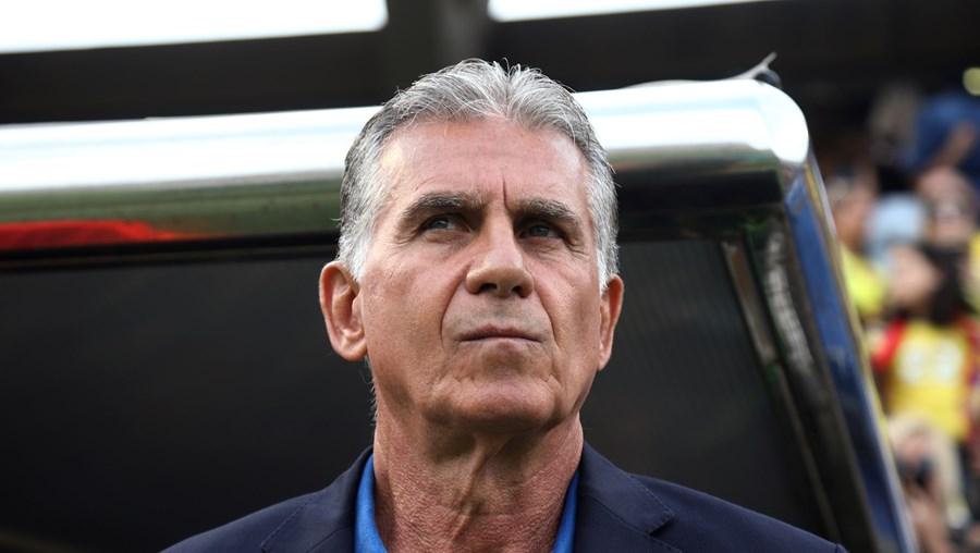 Português Carlos Queiroz já não é o treinador da Colômbia
