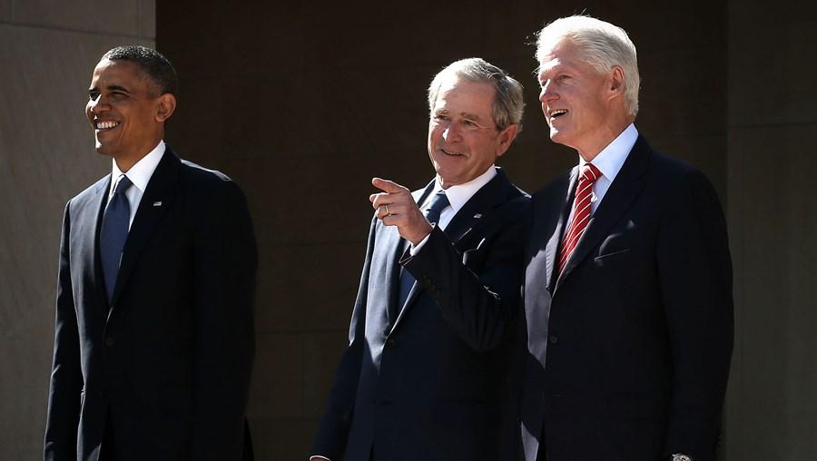 Ex-líderes americanos