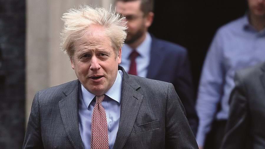 Johnson avisou que o Reino Unido está disposto a abandonar as negociações