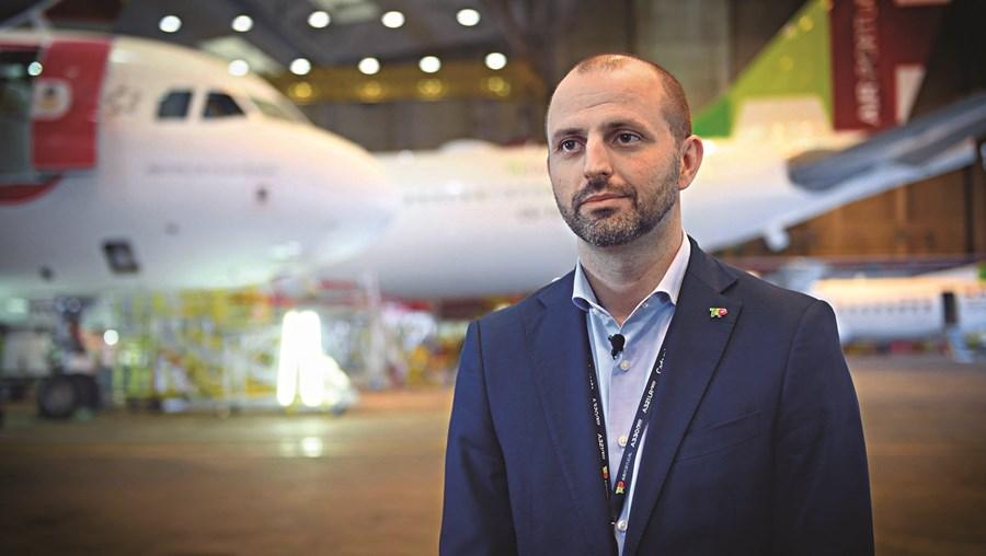 Ramiro Sequeira é presidente-executivo da TAP