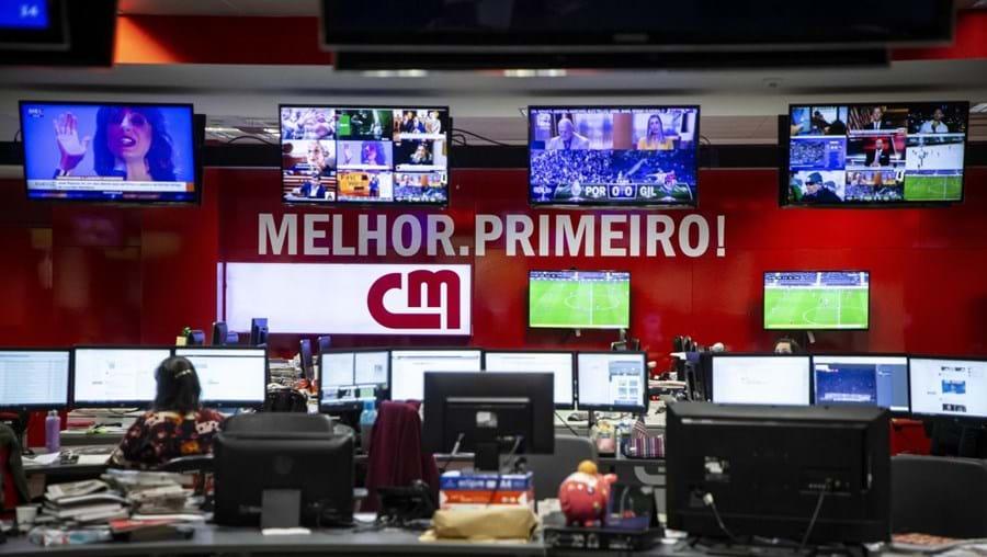 Redação do Correio da Manhã / CMTV