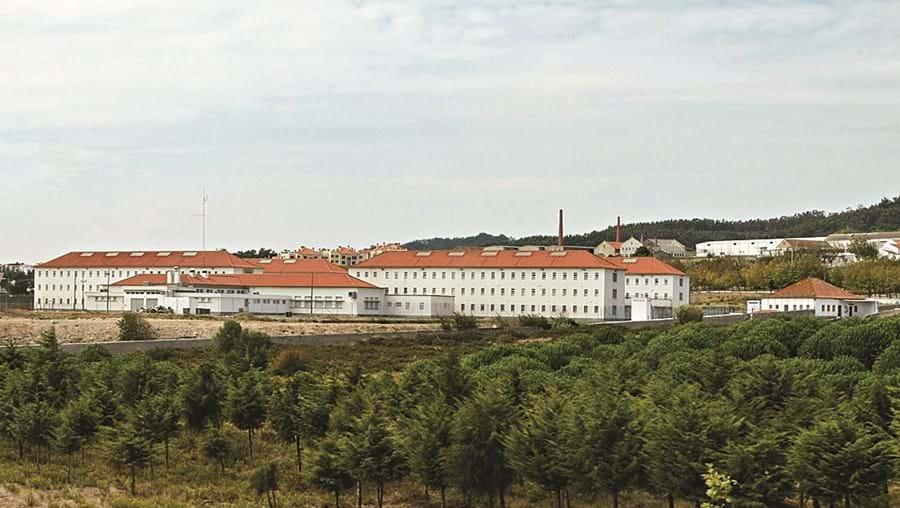 Guarda prisional estava colocado na cadeia de Sintra desde 2014