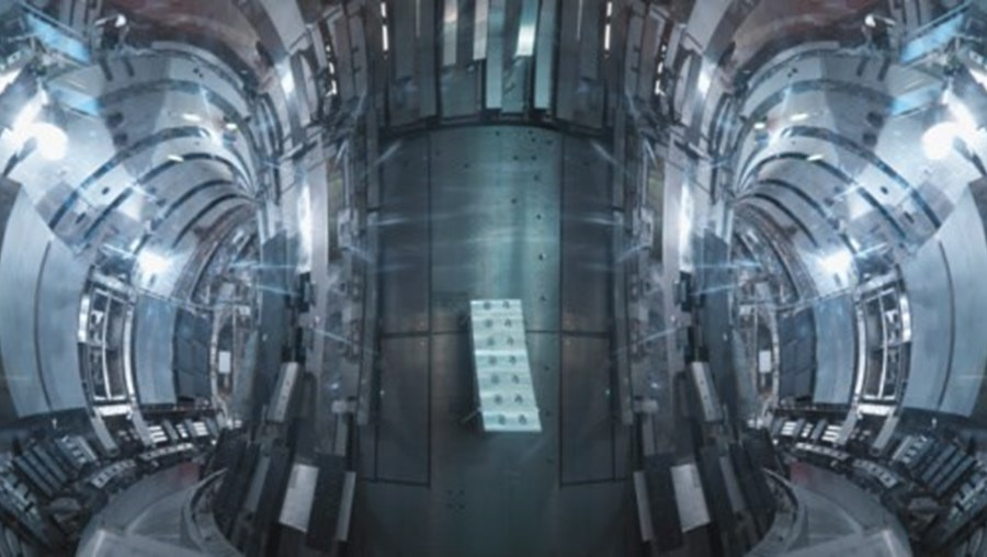 Reator nuclear - Imagem ilustrativa