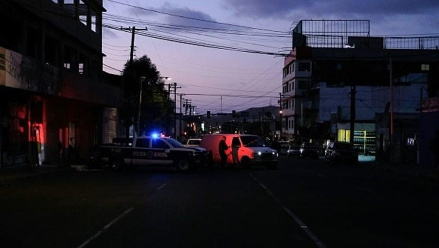 Violência no México