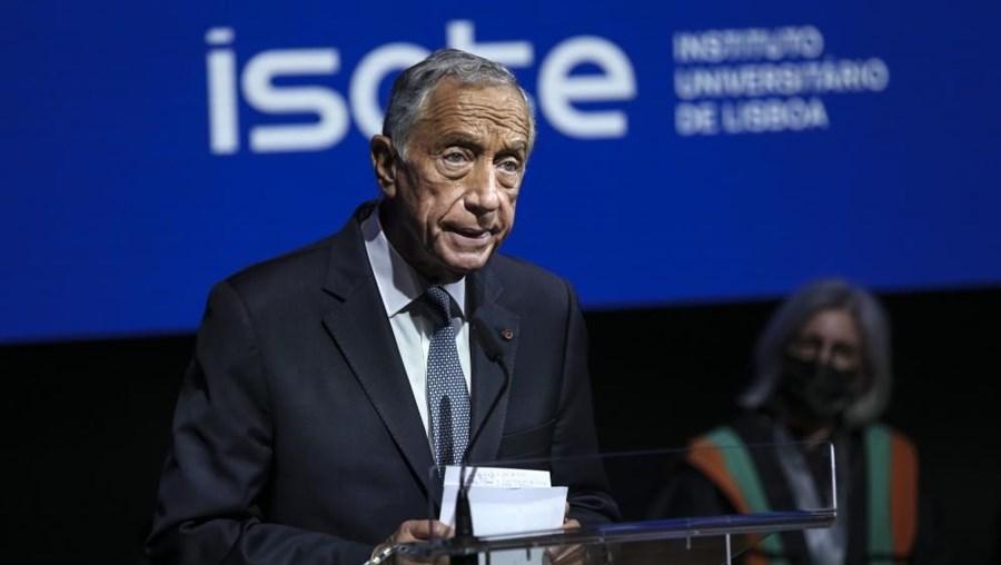 Presidente da República distingue o ISCTE com a Ordem da Instrução Pública