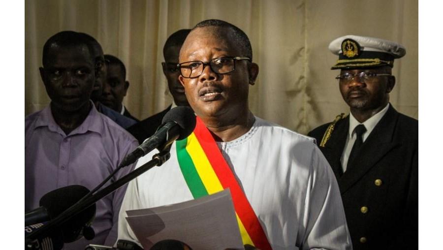 Presidente da Guiné-Bissau, Umaro Sissoco Embaló