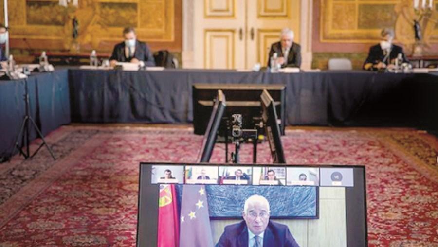 Conselho de Ministros esteve reunido ontem durante a tarde para fixar medidas do novo estado de emergência