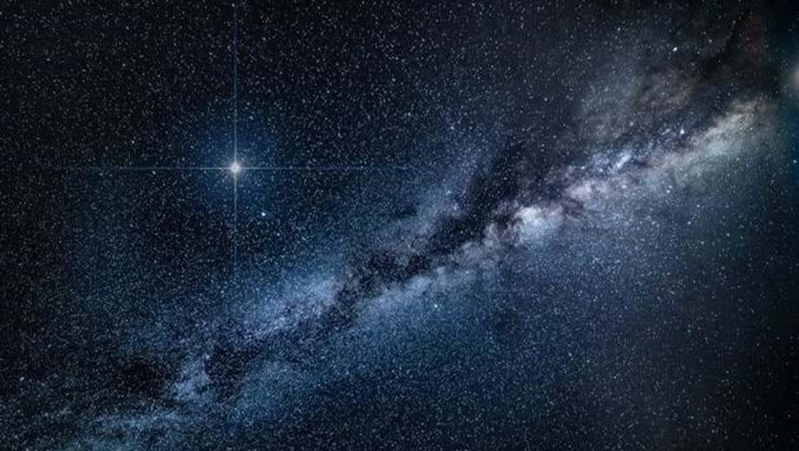 'Estrela de Natal' ocorre quando Júiter e Saturno se alinham