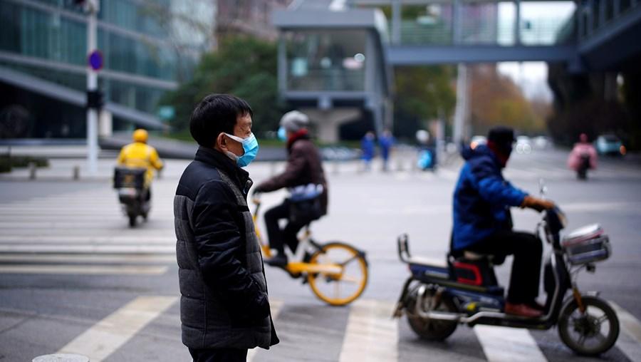 A cidade chinesa de Wuhan foi o epicentro da pandemia da Covid-19 há quase um ano