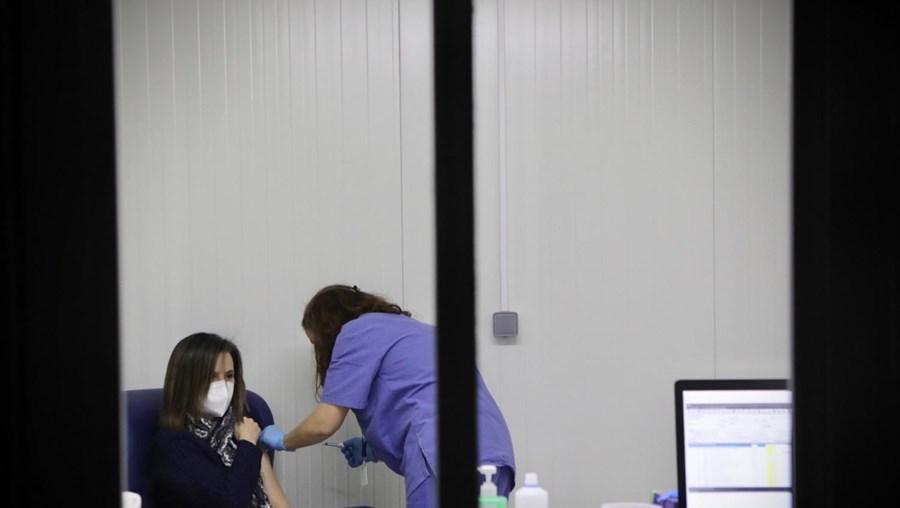 Início do plano de vacinação contra o Covid-19 no Hospital Pediátrico de Coimbra