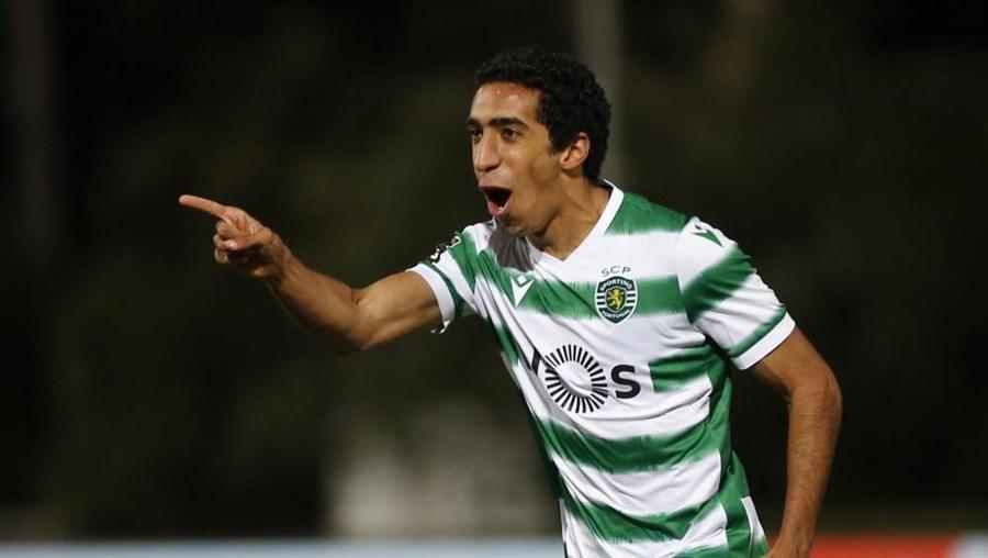 Tiago Tomás esteve em bom nível no jogo e marcou o quinto golo na atual edição do campeonato