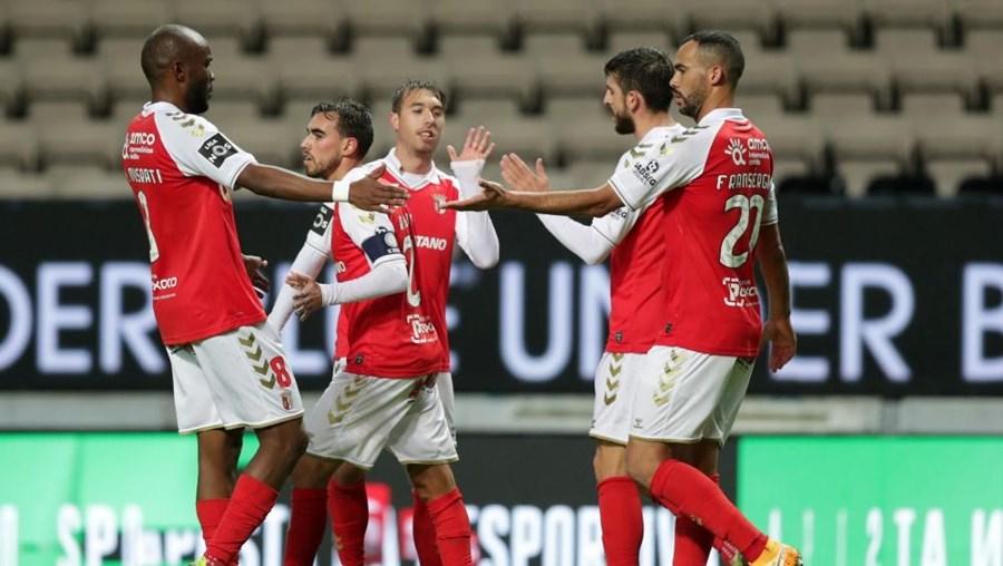 Sporting de Braga goleia no Bessa e volta ao segundo lugar provisório