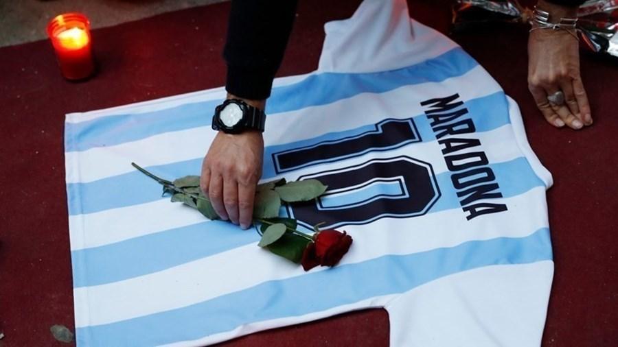 Homenagem a Maradona
