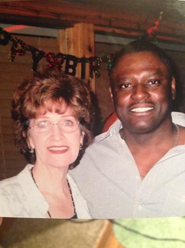Mãe e marido de Lizanne Jennings
