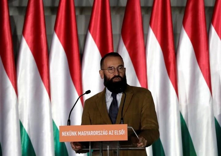József Szájer era eurodeputrado e foi fundador do Fidesz