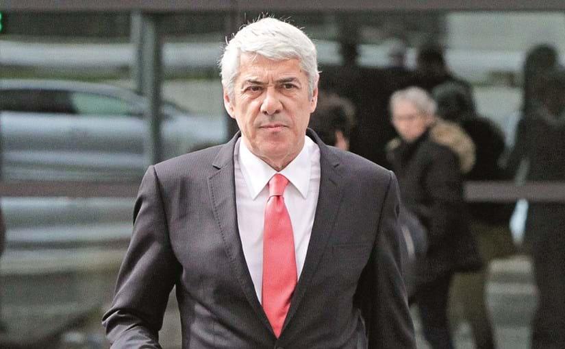 José Sócrates foi primeiro-ministro de 2005 a 2011