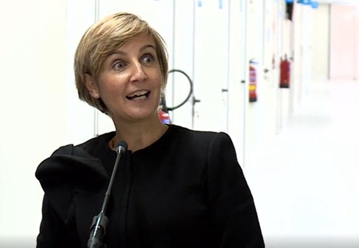 Marta Temido alerta que este Natal tem de ser vivido de forma diferente devido à Covid-19