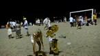 Polícia usa granadas de gás para dispersar ajuntamento com mais de 3 mil pessoas em praia no sul do Brasil