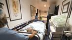 Pandemia e frio deixam hospitais em rutura