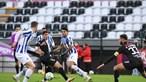 FC Porto bate Nacional no prolongamento e segue em frente na Taça após jogo polémico