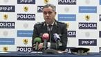 PSP realizou três detenções e contabilizou 58 contraordenações no primeiro fim de semana de confinamento