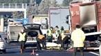 Camionista português morre atropelado ao ajudar colega a apagar fogo em Espanha