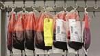 Reservas de sangue em Portugal só chegam para quatro dias