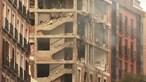 Explosão destrói prédio no centro de Madrid. Veja as imagens em direto