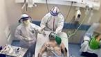 """""""Números mais negros do mundo. E agora?"""": Enfermeiro mostra """"guerra"""" contra a Covid-19 e faz apelo aos portugueses"""