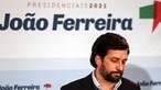 João Ferreira é o candidato a Lisboa pela CDU nas eleições autárquicas