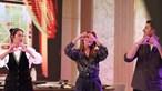 Sofia Ribeiro e Ruben Rua com provocações em direto na televisão