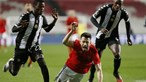 Benfica empata frente ao Nacional e arrisca ver rivais fugir na tabela