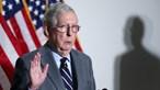 Republicanos votam para travar processo do julgamento de Trump no Senado