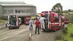 'Esta situação é inaceitável': 30 ambulâncias à porta do Hospital de Santa Maria em Lisboa