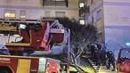 Homem detido por suspeitas de causar incêndio em Lisboa que fez oito feridos
