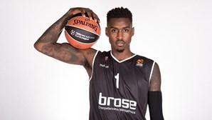 Benfica contrata basquetebolista norte-americano Quincy Miller