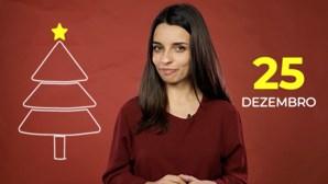 Porque é que celebramos o Natal a 25 de dezembro?