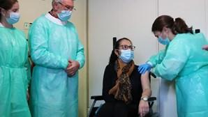 Utente de cuidados continuados em Mora confessa receio mas incentiva vacinação contra a Covid-19