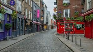 Irlanda prossegue com desconfinamento e reabre lojas e museus em meados de maio