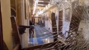 Mais de 100 detidos e pelo menos 270 suspeitos identificados ligados ao ataque ao Capitólio