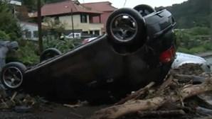 Mau tempo deixa rasto de destruição na Madeira