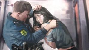 Chefe da PSP nos Açores sujeita ex-mulher a doze anos de terror e violência