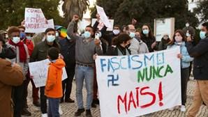 André Ventura começa campanha em Serpa e é recebido com protestos e insultos