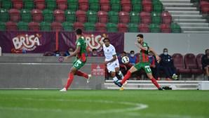 Marítimo vence Sporting na Madeira e afasta leões da Taça de Portugal