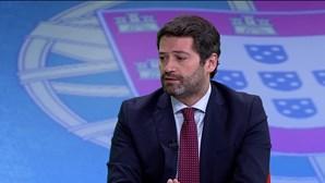 André Ventura testa negativo à Covid-19