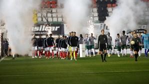 Benfica goleia Estrela da Amadora na Reboleira e segue em frente na Taça de Portugal. Veja os golos