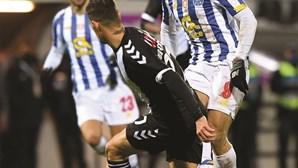 FC Porto salvou-se no final e garantiu 'quartos' da Taça
